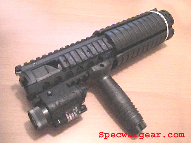m6 tactical laser illuminator manual