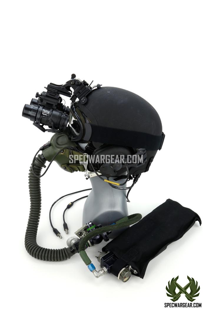 Ilc Dover Integrated Ballistic Helmet Ibh Parachutist