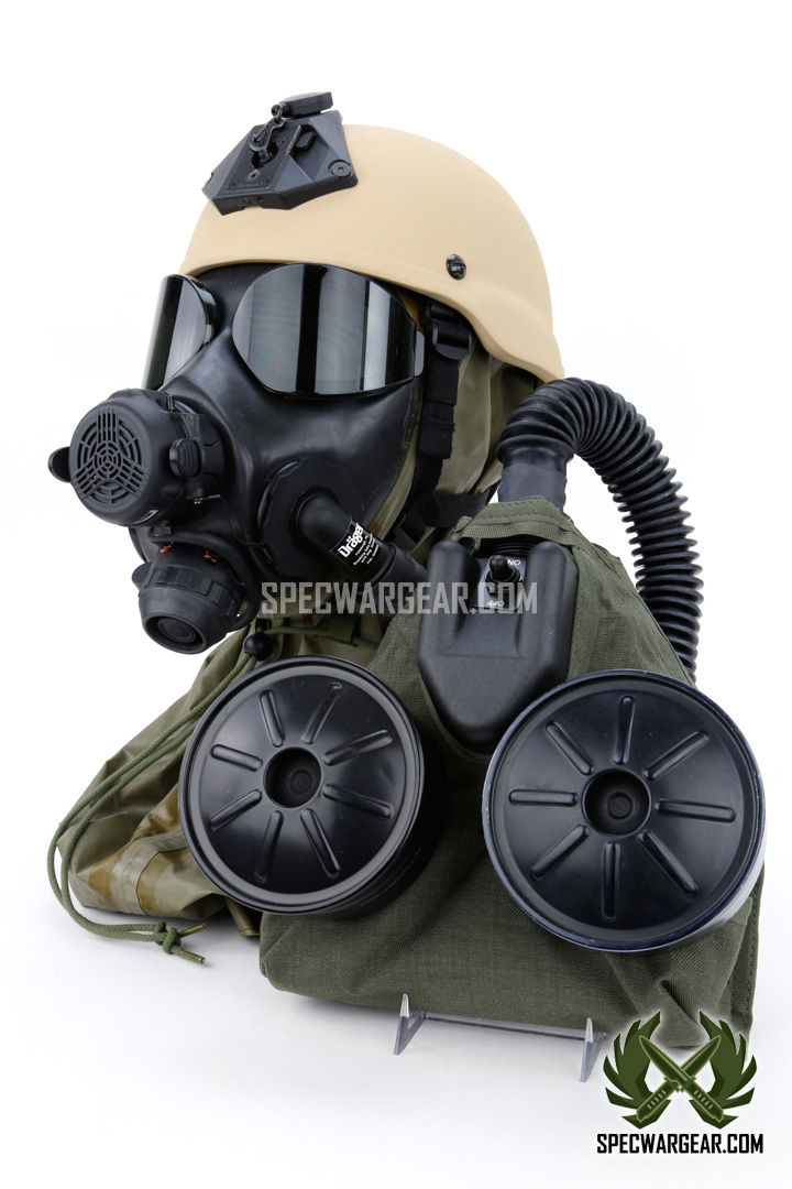 Safety Gas Can >> M45 Chem-Bio Gas Mask and C420 Powered Air Purifying ...