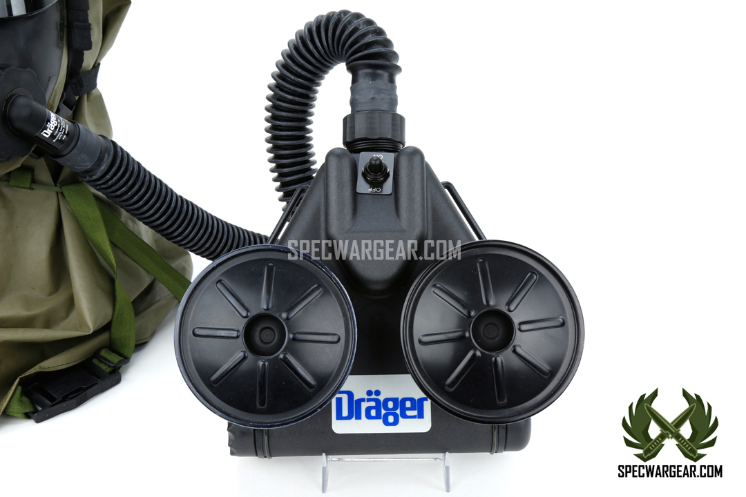 M45 Chem Bio Gas Mask And C420 Powered Air Purifying