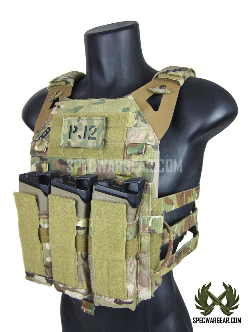 Swg Gear Pcss on Zipper Design