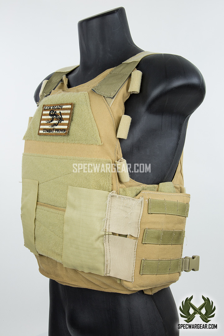 Hugger Soft Side Plate Carrier Old Gen Specwargear Com
