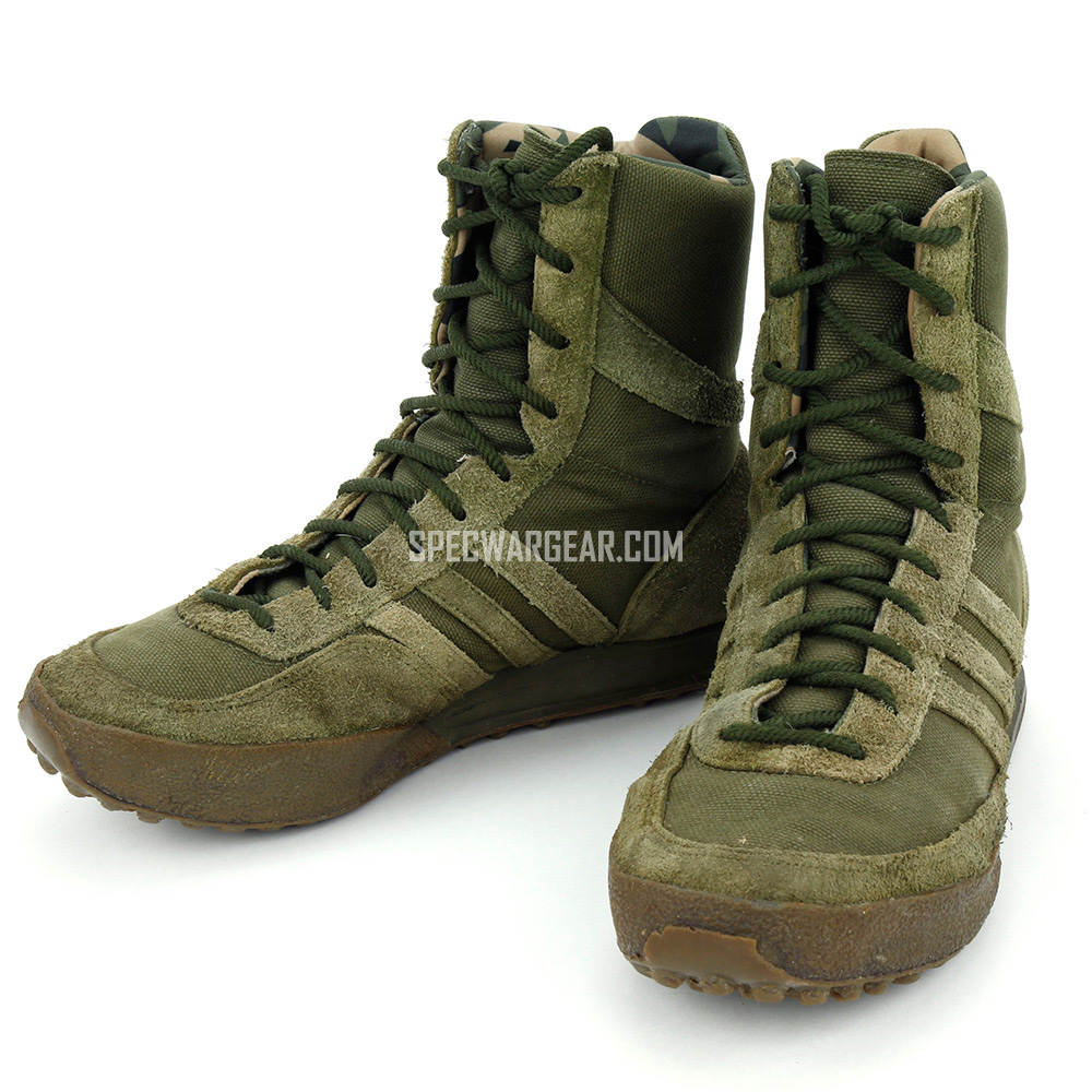 b1d34903a39 Adidas GSG9 Jungle Tactical Boots - SPECWARGEAR.com