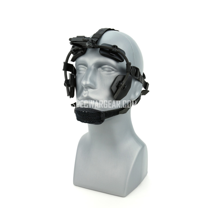 Litton Skull Crusher NVG Head Face Mount (Stationary Version)