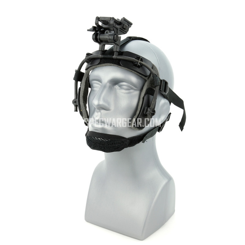 Litton Skull Crusher NVG Head Face Mount (Flip-up Version)