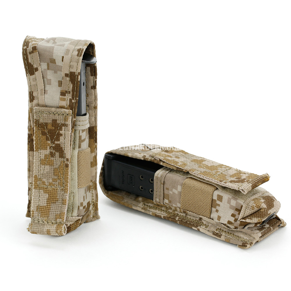 Crye Precision Single Pistol Magazine Pouch