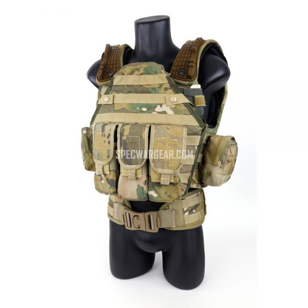 Crye Associates Scorpion Body Armor System Prototype
