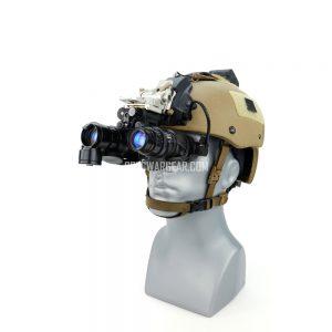 Wilcox Mission Helmet Recording System (MHRS)