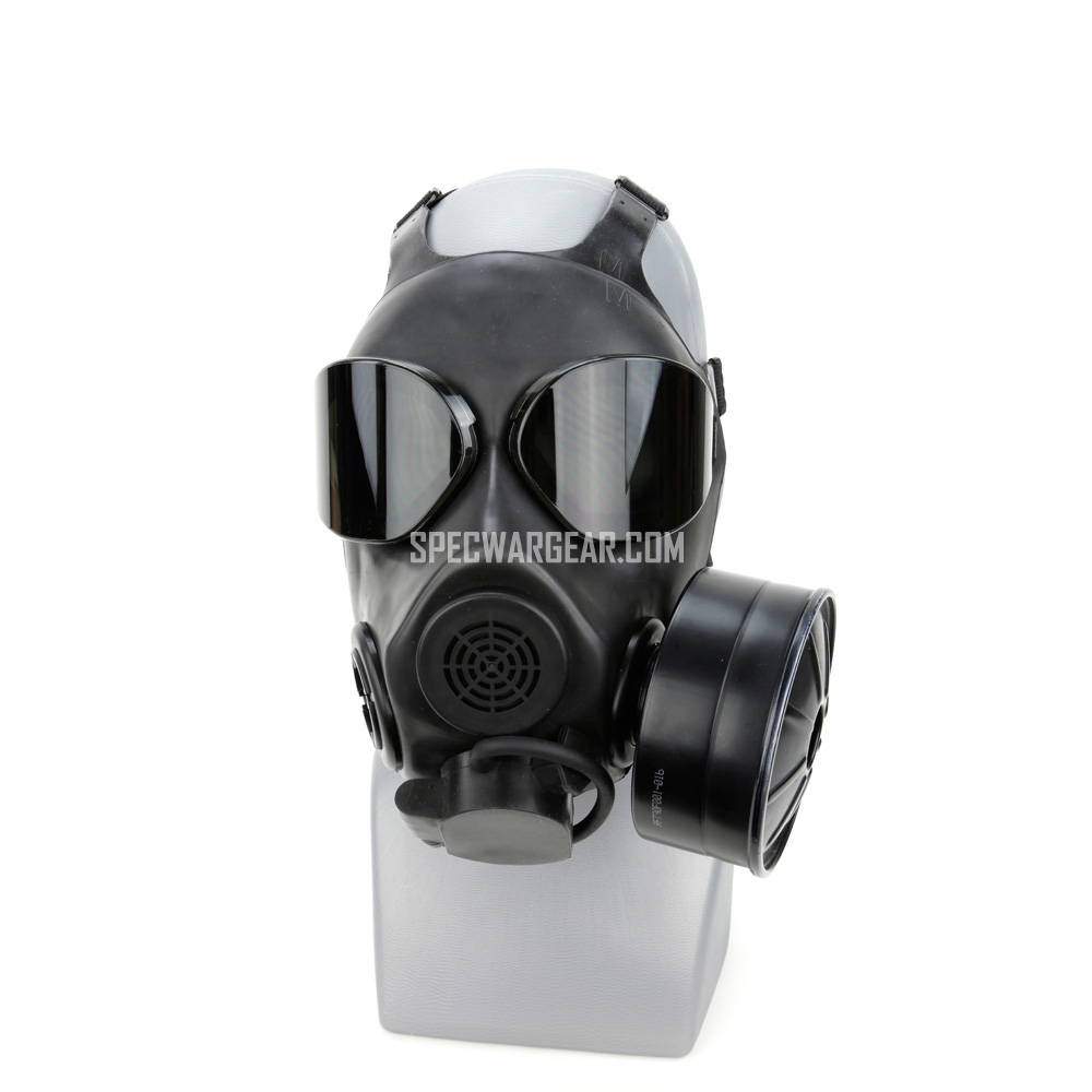 M45 Air Crew / Land Warrior Chem-Bio Gas Mask