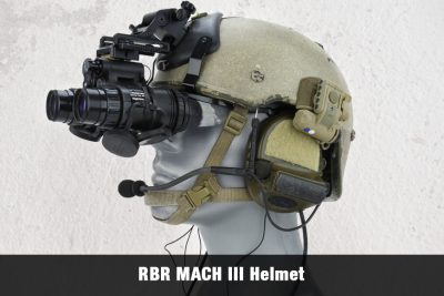 RBR MACH III Helmet (Videos Included)