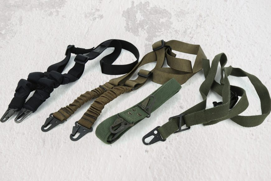 Famous Old School CQB Slings