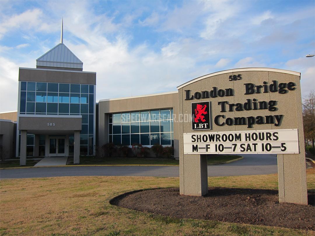 LBT headquarters