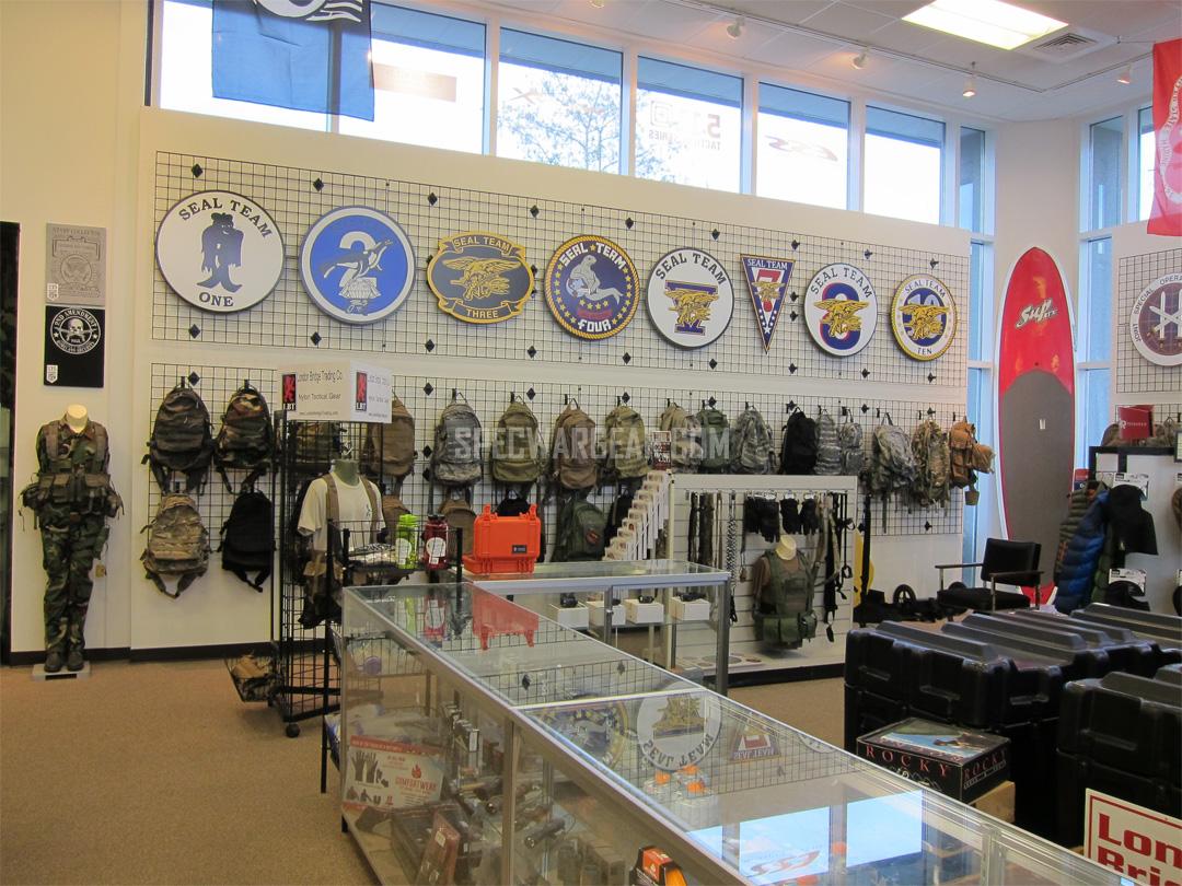 LBT retail store