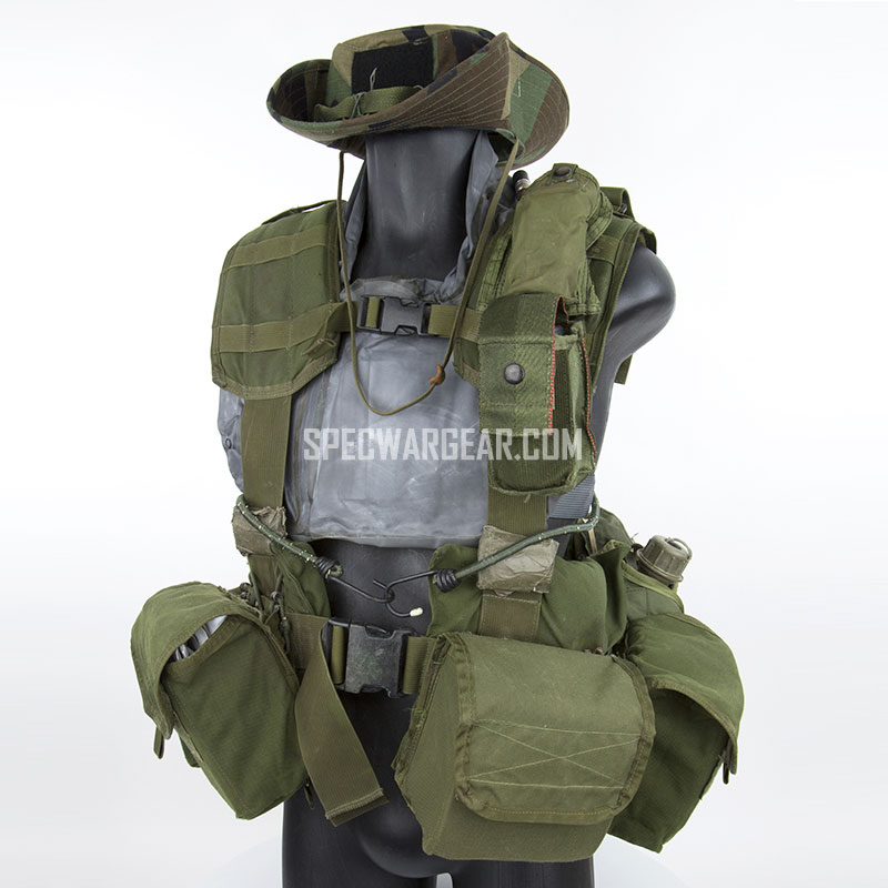 Black Hawk Industries Navy SEAL M60 Gunner Rig