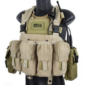 LBT-0290D Enhanced M4 Chest Harness