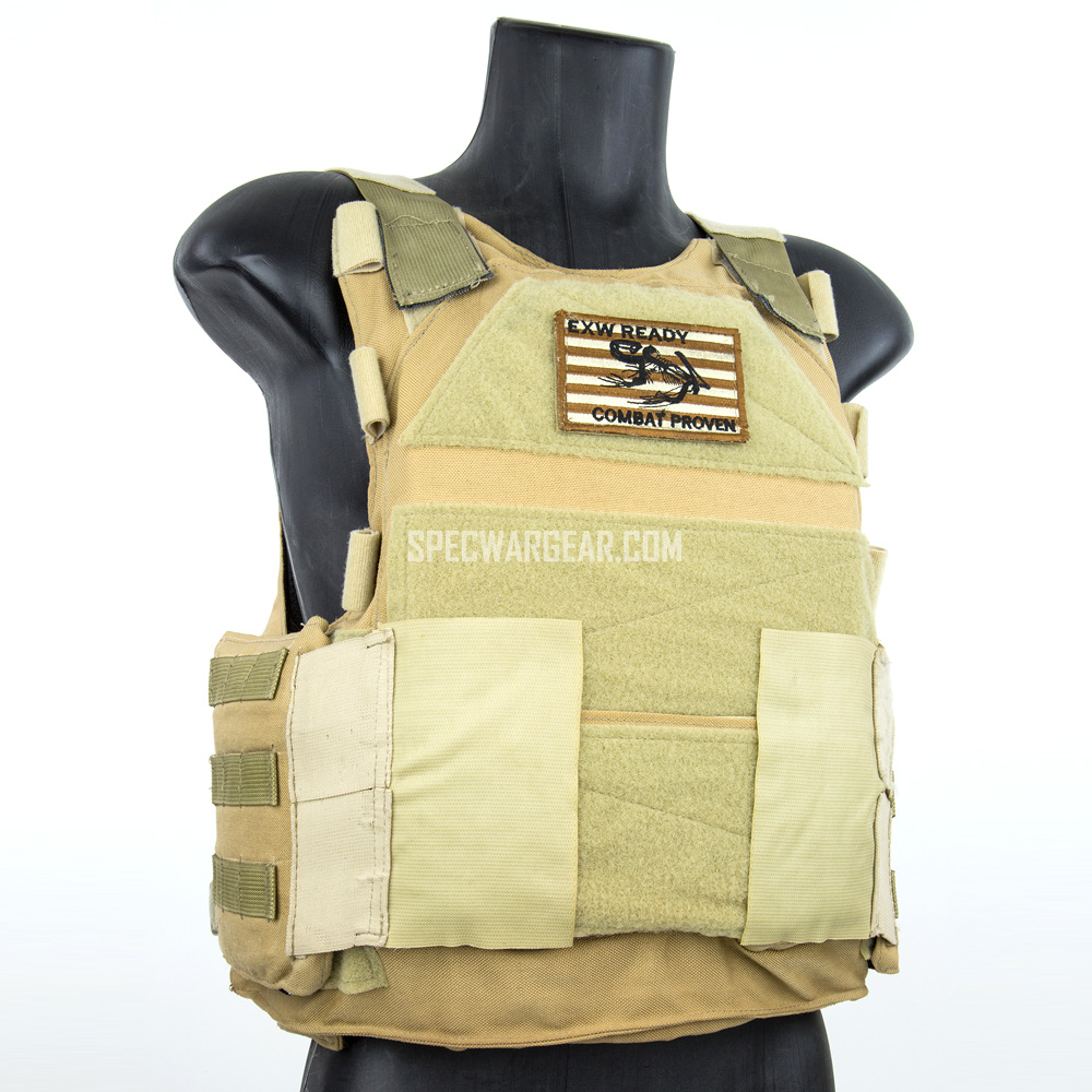 HUGGER Soft Side Plate Carrier (Old Gen)