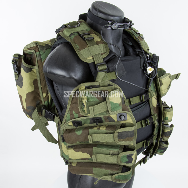 Special Operations Modular Assault Vest System (SOMAVS)