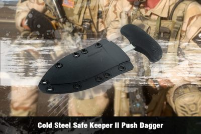 Cold Steel Safe Keeper II Push Dagger
