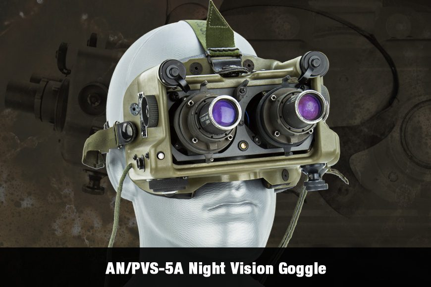 AN/PVS-5A Night Vision Goggle