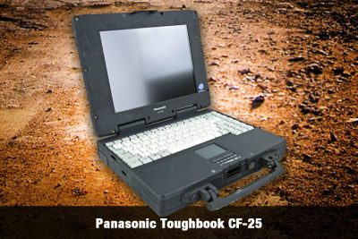 Panasonic Toughbook CF-25