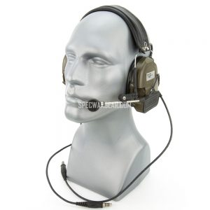 Peltor Comtac Electronic Headset (Dual Comm)