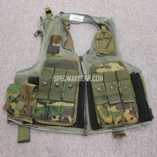 Navy SEAL Customized Assault Vest