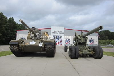A Trip to Museum of American Armor, Plainview, New York