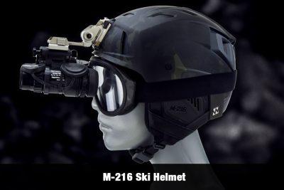 M-216 Ski Helmet