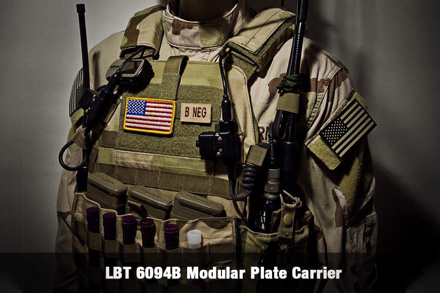 LBT 6094B Modular Plate Carrier