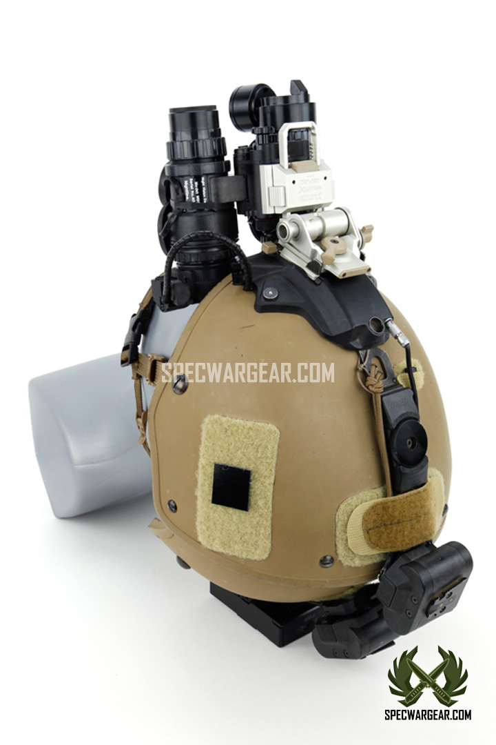 Wilcox Mission Helmet Recording System Mhrs