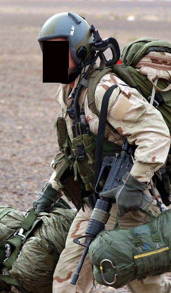 AWS CCT / Pararescue LBE Vest - SPECWARGEAR.com