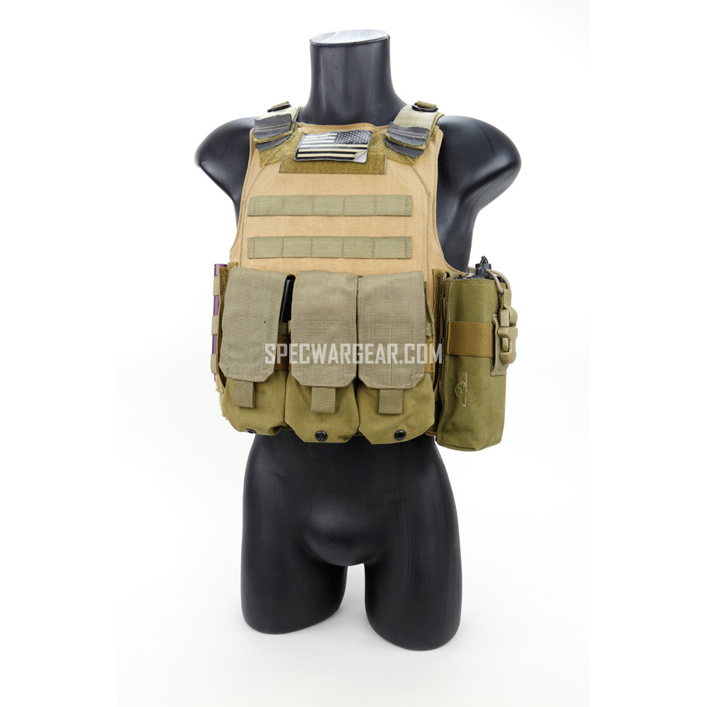 HUGGER Soft Side Plate Carrier