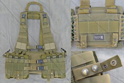LBT 1195A Flotation Harness , 1993