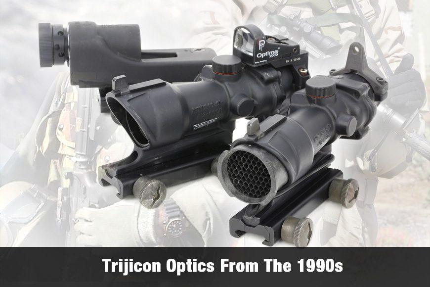 Trijicon Optics From The 1990s