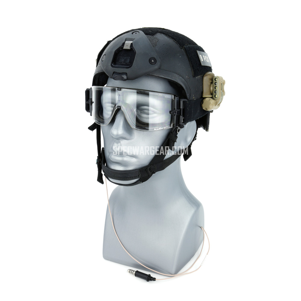 Integrated Ballistic Helmet (IBH)