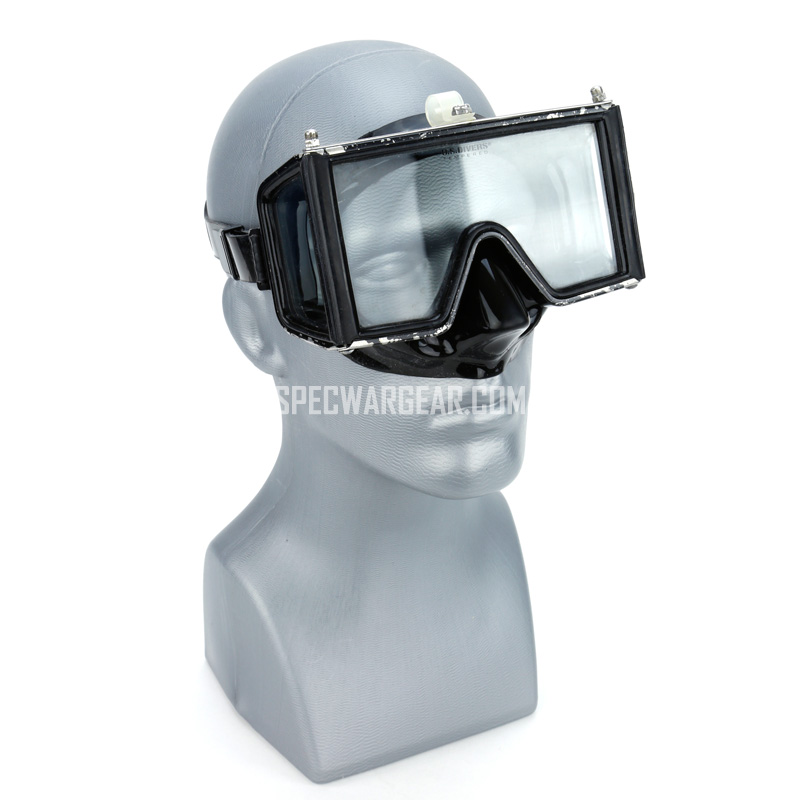 US Divers / Aqua Lung Wraparound Mask (Military version)