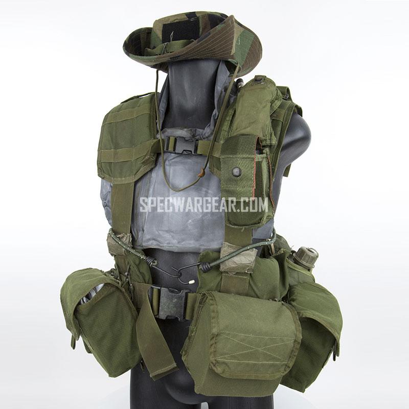 Black Hawk Industries Navy SEAL M60 Gunner Rig