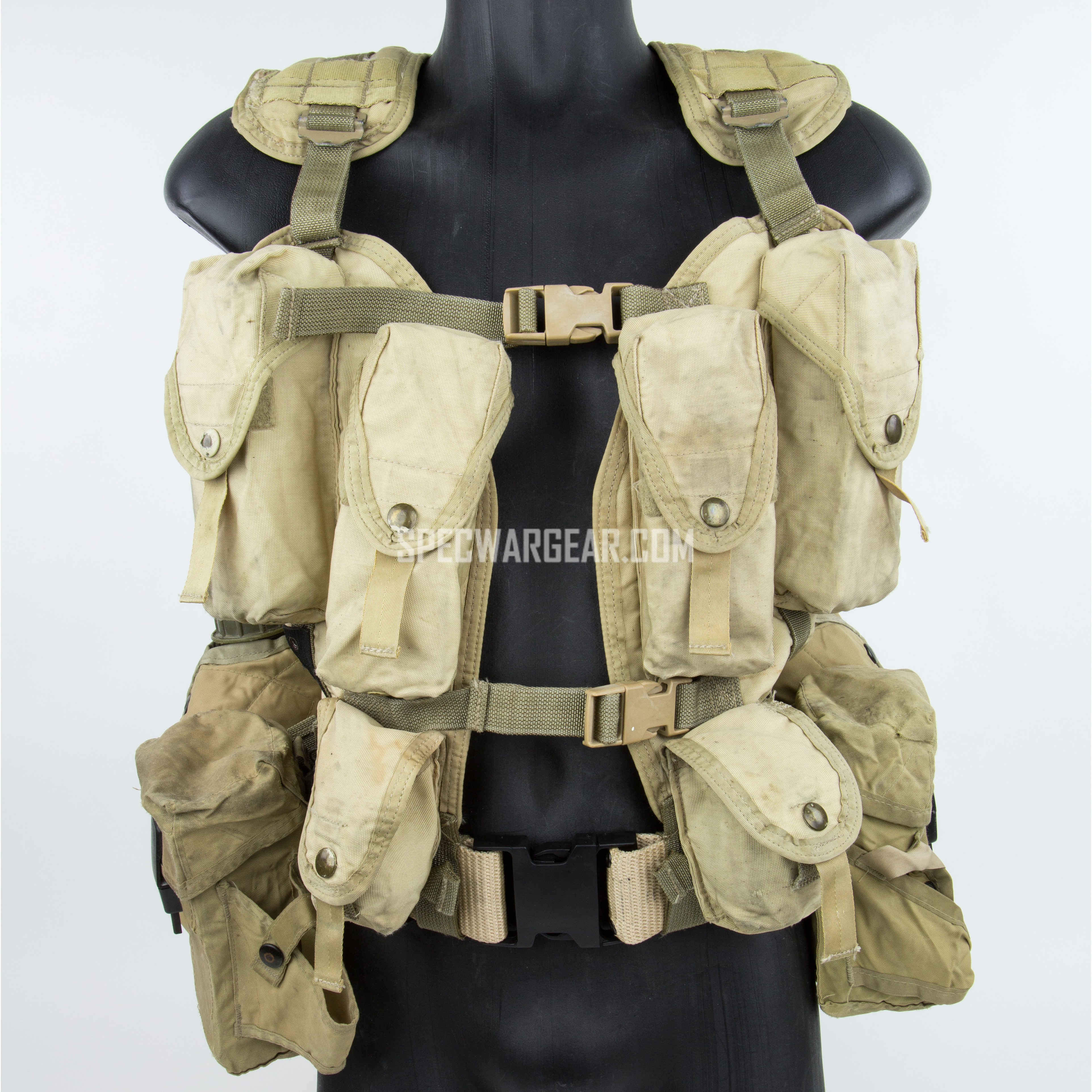American Body Armor Tactical Load Bearing Vest