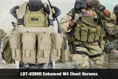 LBT-0290D Enhanced M4 Chest Harness