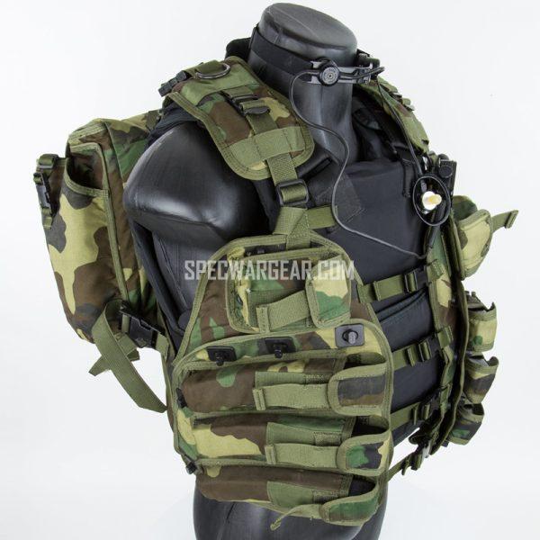 Special Operations Modular Assault Vest System (SOMAVS)