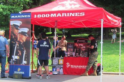 Marine Day 2018, Prospect Park, NYC