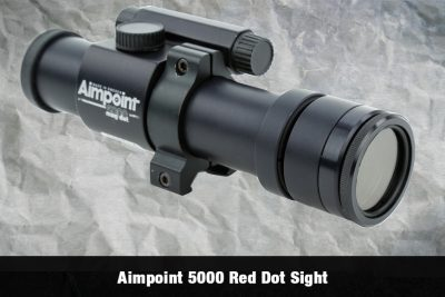 Aimpoint 5000 Red Dot Sight
