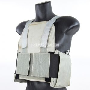 Ultra Low Visible Concealable Body Armor (ULV CBA)