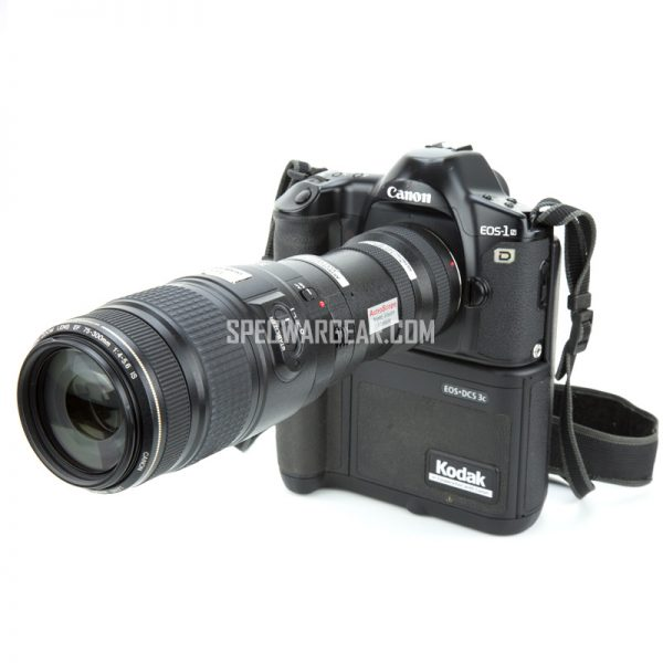 Canon Kodak EOS DCS-3C Digital Camera + Astroscope
