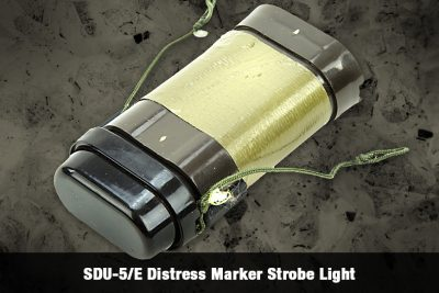 SDU-5/E Distress Marker Strobe Light