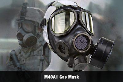 M40A1 Gas Mask