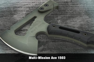 Multi-Mission Axe 1503