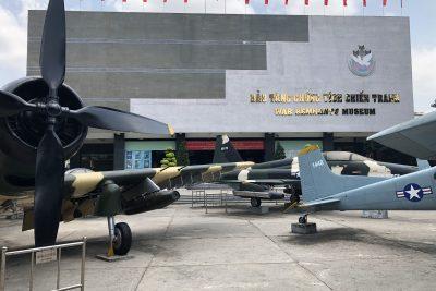 A Trip to War Remnants Museum (Vietnam, Ho Chi Minh City)