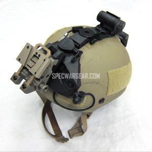 MHRS with L3 Dashboard + MSA MICH TC-20001 Helmet