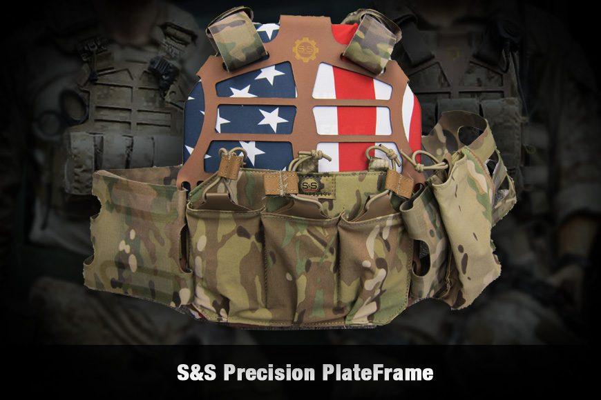 S&S Precision PlateFrame